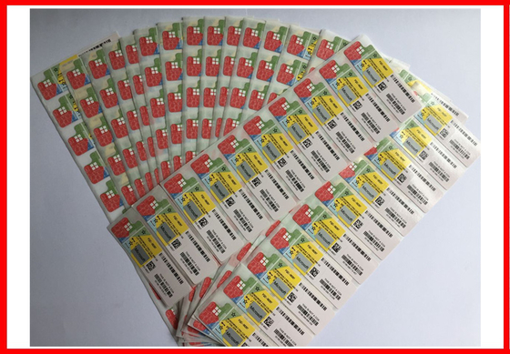 China Genuine Windows 7 Professional  64-bit  SP1 Full Version OEM key sticker on stock supplier
