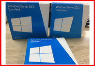 Genuine 64 Bit  DVD windows server 2012 standard 5 user  Full version Retail Box