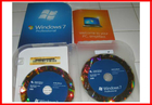 China 100% original Windows 7 Professional Retail Box 32 & 64 bit with OEM BOX company