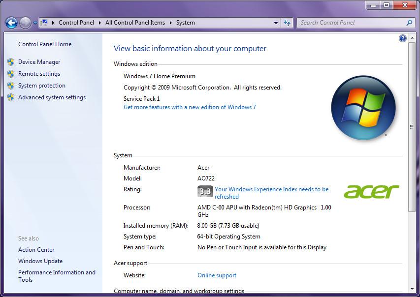 activator windows 7 home premium gratis