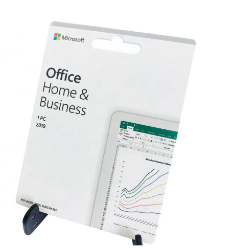 Networking Computer System Software Microsoft Office Home And Business 2019 FPP Keycard