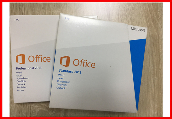 Retail Full version Original Ireland Microsoft Office 2013 Professional Software