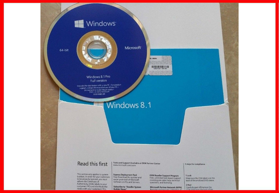 Win 8.1 pro 64 bit product key DVD Full Version win8.1 professional OEM pack activated ONLINE