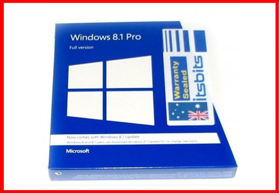 32 bit / 64 bit Microsoft Windows 8.1 Pro Retail Pack windows 8.1 pro recovery Restore