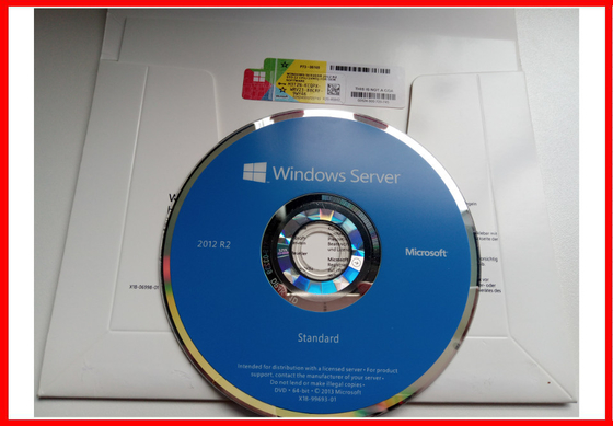 China Activated Dvd Windows Server 2012 R2 Standard Includes 5 Client Access Licenses factory