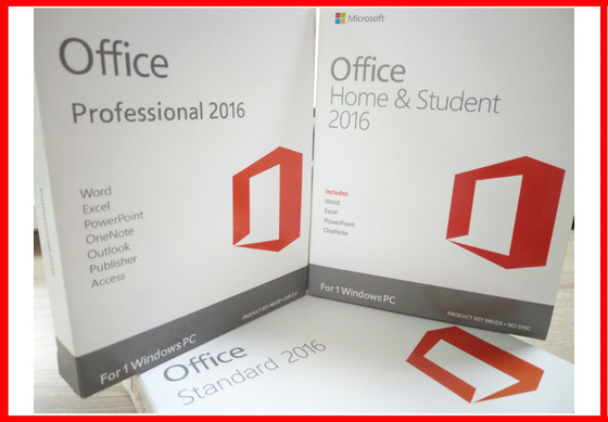 office 2016 home student retail key