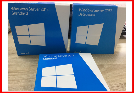 Genuine 64 Bit  DVD windows server 2012 standard 5 user  Full version Retail Box
