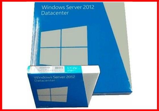 Microsoft windows server 2012 datacenter / standard 64 bit  dvd Retail box Geniune COA License activation