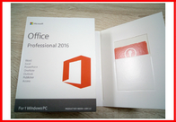 100% Original Microsoft Office 2016 Professional Retail Plus Windows Product Key Sticker Label